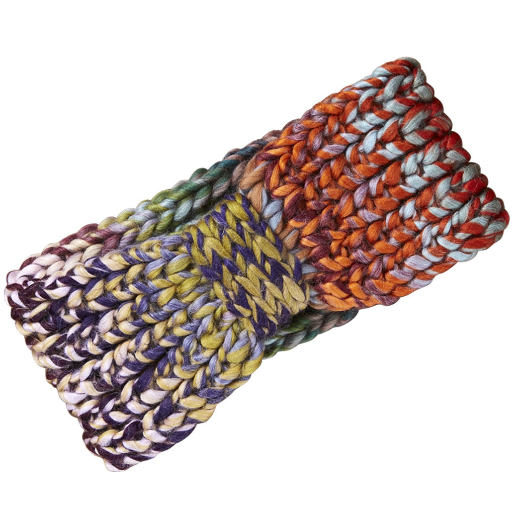 Ombre Knit Headband - Multicolor