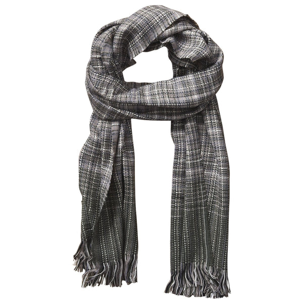 Arbor Lane Plaid Scarf - Green