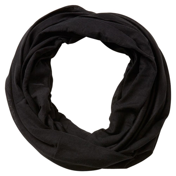Wholesale Scarves - Everyday Infinity - Black - Tickled Pink
