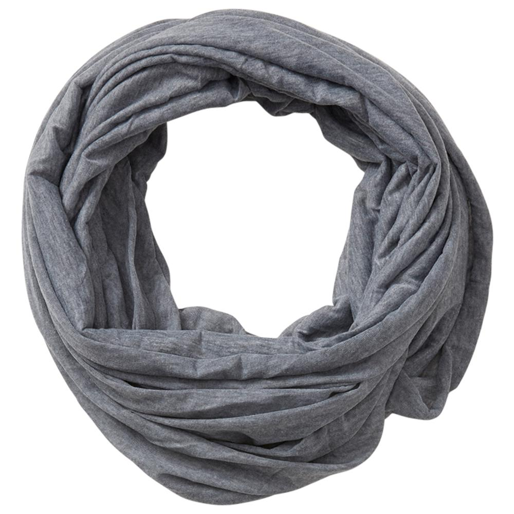 Wholesale Scarves - Everyday Infinity - Gray - Tickled Pink