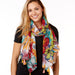 Urban Jungle Scarf - Fiji Summer Print