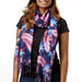 Urban Jungle Scarf - Tropical Paradise Print