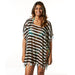 Bede Beach Cover Up - Black