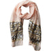 Blush Eleanor Sequin Scarf