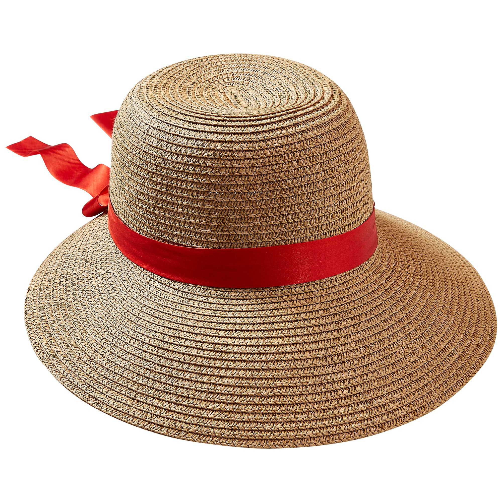 17ed1dfeb9757 Tawny With Red Bow Classic Madeline Hat – Tickled Pink Gift