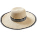 Cream Newport Sun Hat