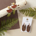 Wood Bodhi Earrings