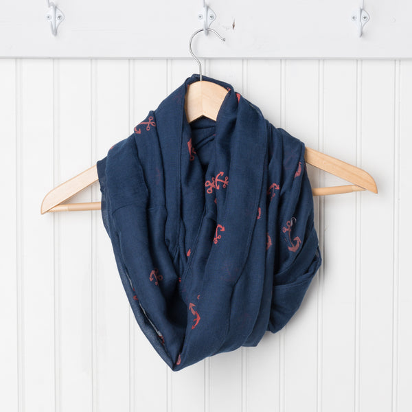 Anchors Away Infinity - Navy/Red