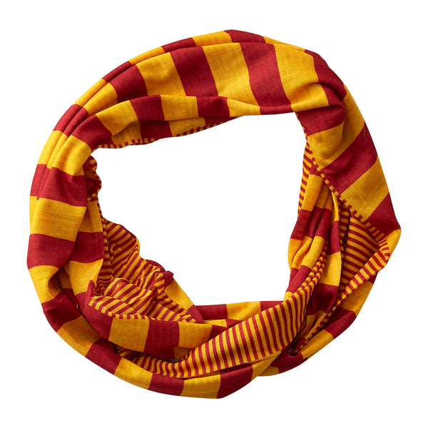 Gameday Stripes Infinity - Crimson/Gold