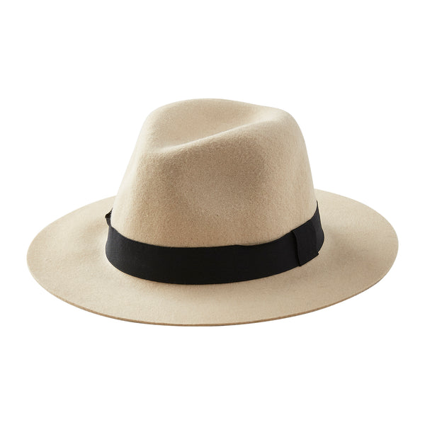 Urban Adventurer Wool Hat - Camel