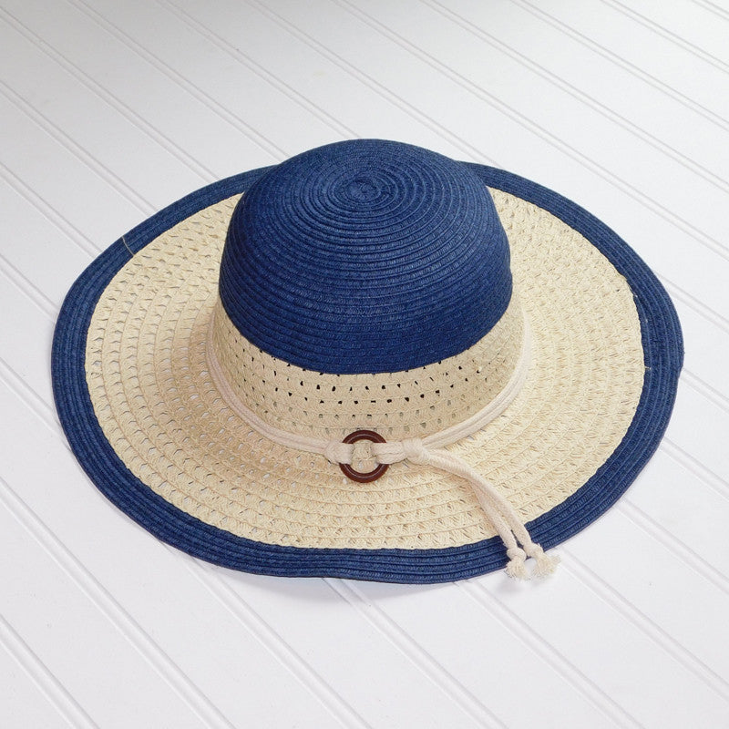 Harbor Sun Hat - Blue