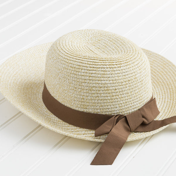 Madeline Sun Hat - Cream