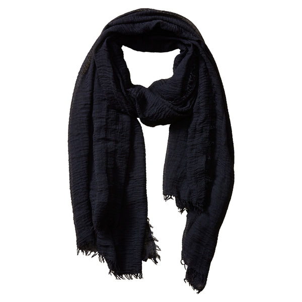 Insect Shield Summer Scarf - Black