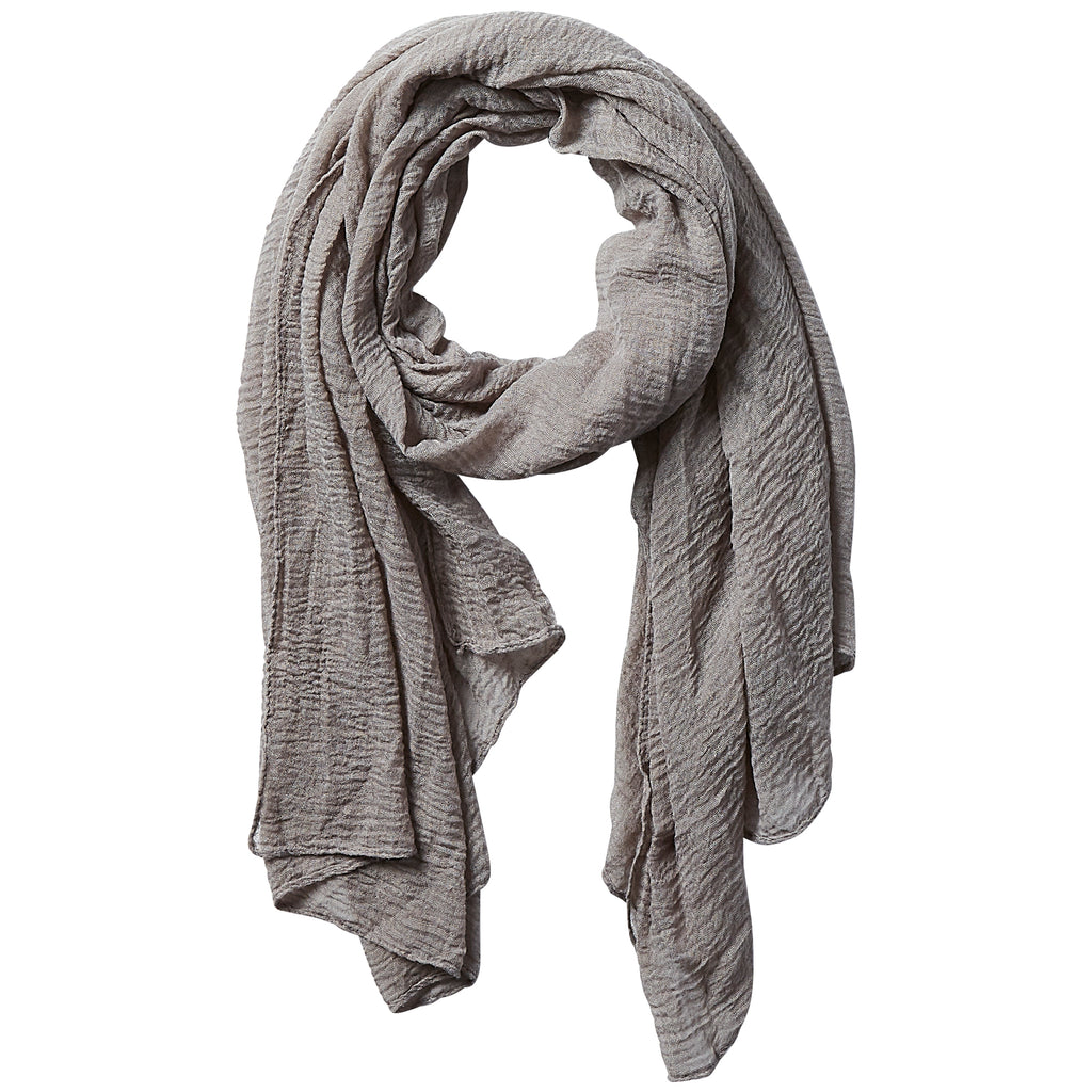 Insect Shield Summer Scarf - Taupe