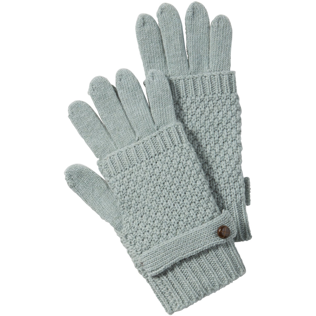 Fern Duo Knit Texting Gloves