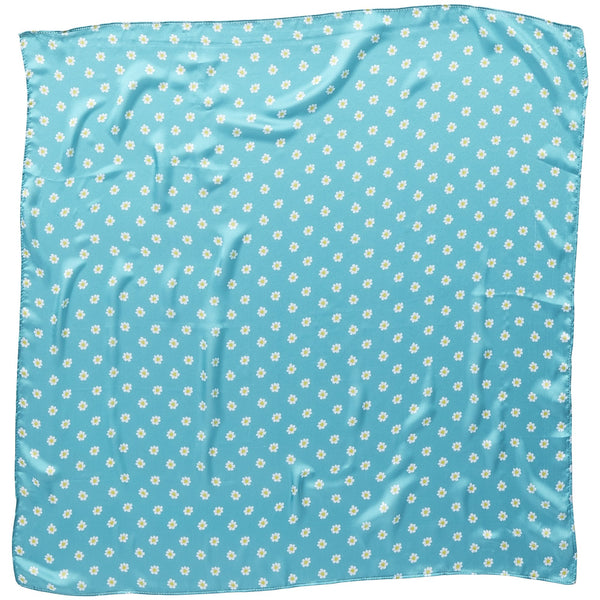 Spring Daisy Lola Square Scarf