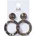 Granite Ally Earrings