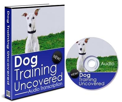Dog Training Uncovered ebook and audio!