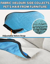 Load image into Gallery viewer, 2-in-1 Pet Deshedding and Grooming Glove with 290 tips