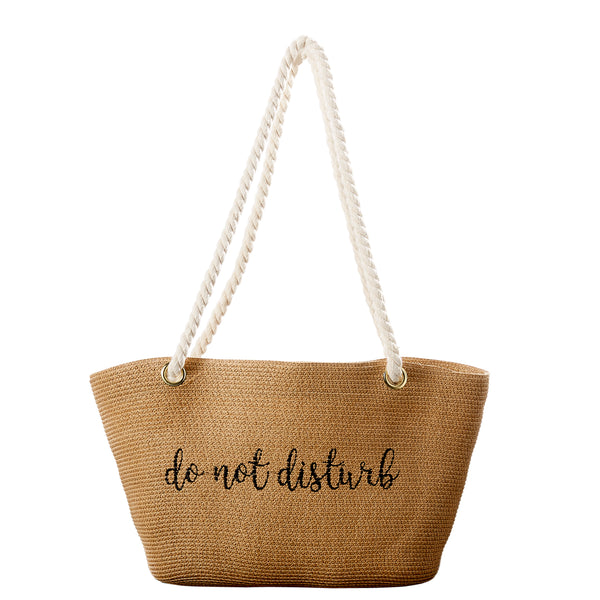 Do Not Disturb Bag - Tickled Pink Wholesale