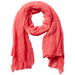 Insect Shield Scarf - Coral - Tickled Pink Wholesale