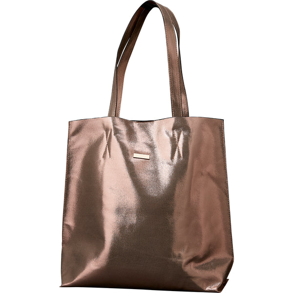Wholesale Boutique Gifts - Rose Gold Glam Tote - Tickled Pink