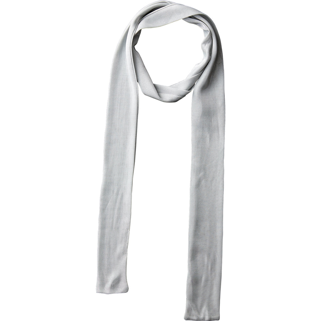 Silver Metallic Skinny Scarf - Tickled Pink Wholesale