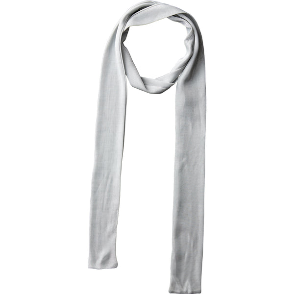 Wholesale Boutique Gifts - Silver Metallic Skinny Scarf - Tickled Pink
