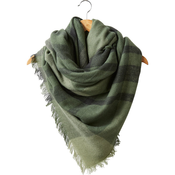 Wholesale Boutique Gifts - Sage Blanket Scarf - Tickled Pink