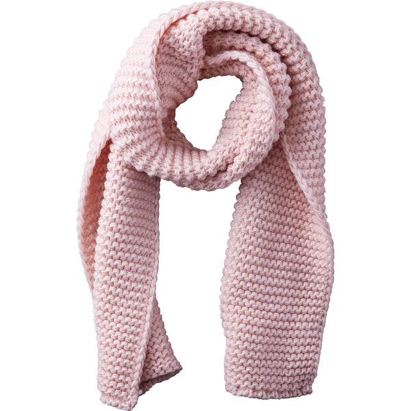 Jax Heavy Knit Scarf - Pink - Tickled Pink Wholesale