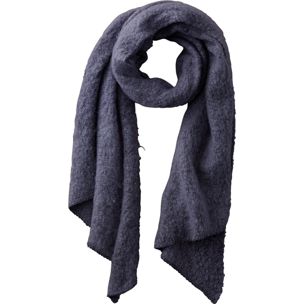 Wholesale Boutique Gifts - Navy Lexington Scarf - Tickled Pink