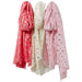 Silver Hearts Scarf Mixed 3 Pack - Tickled Pink Wholesale