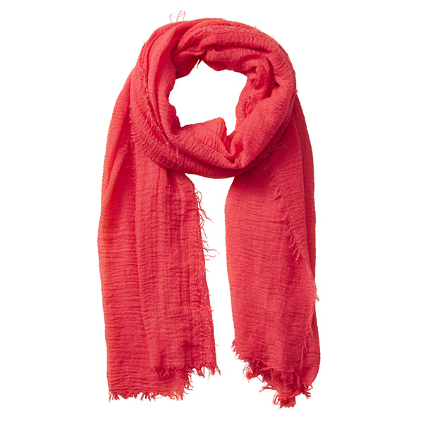 Classic Soft Solid - Coral - Tickled Pink Wholesale