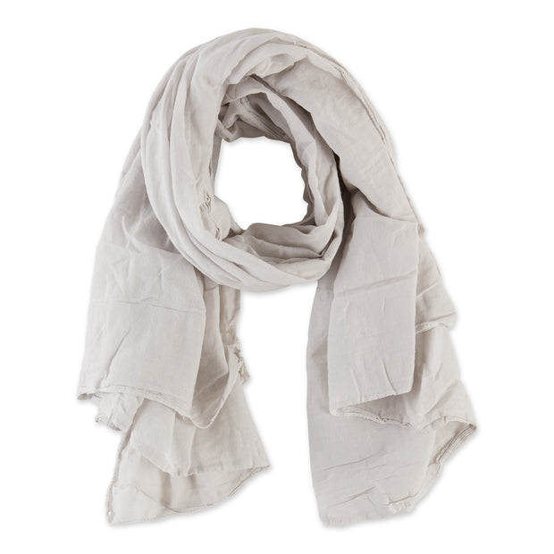 Insect Shield Scarf - Taupe 1