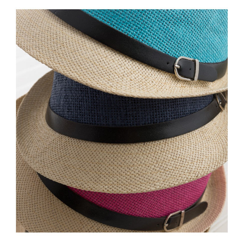 Vibrant Colors Fedora Assortment - Tickled Pink Wholesale