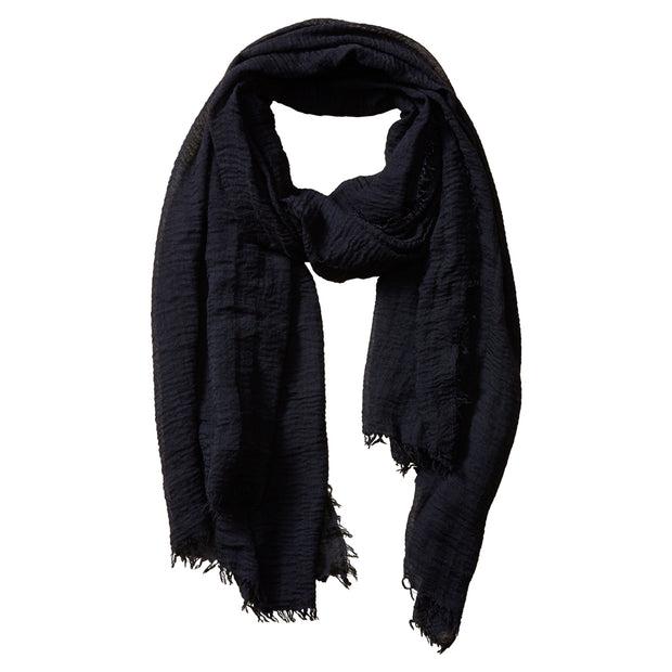 Insect Shield Scarf - Black 1