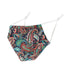Cloth Face Mask - Navy Paisley - Tickled Pink Wholesale