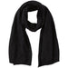 Catherine Diamond Knit Scarf - Black - Tickled Pink Wholesale