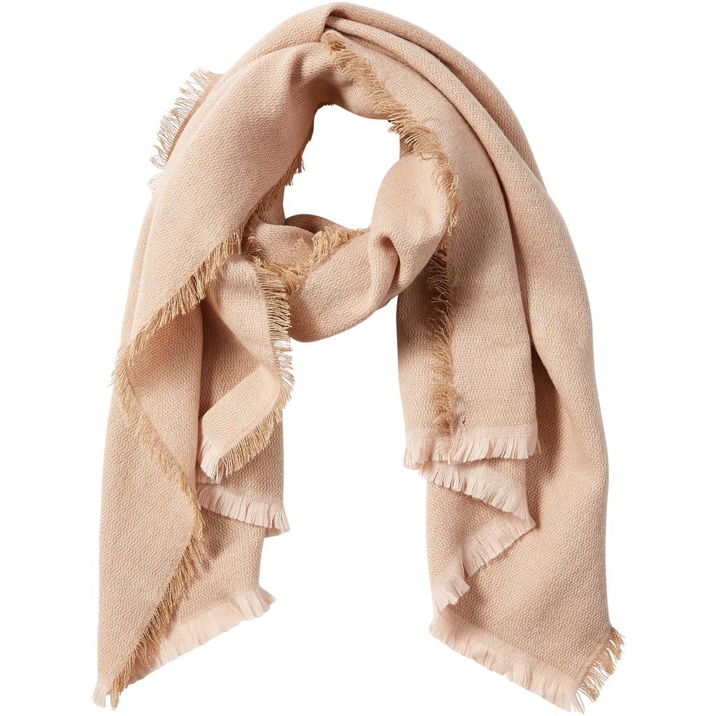 Pink Evelyn Shimmer Scarf - Tickled Pink Wholesale