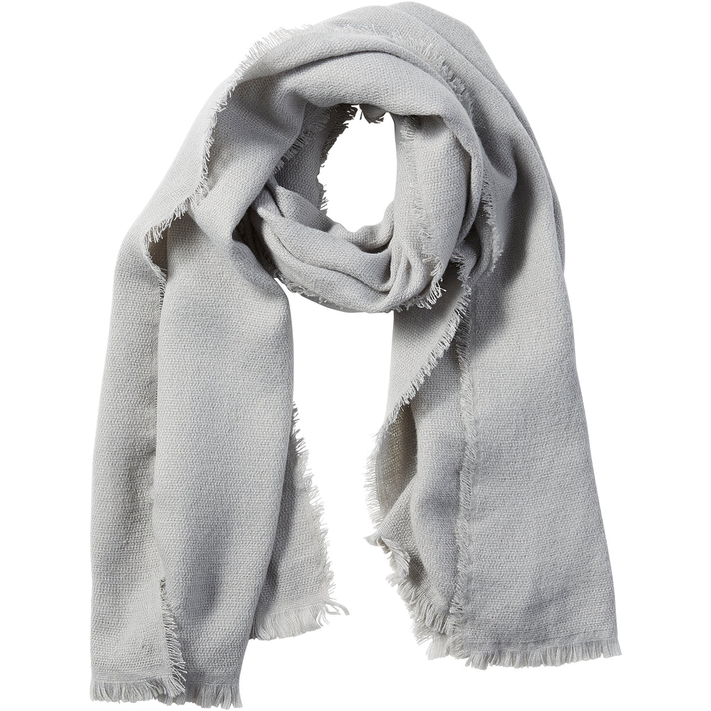 Gray Evelyn Shimmer Scarf - Tickled Pink Wholesale