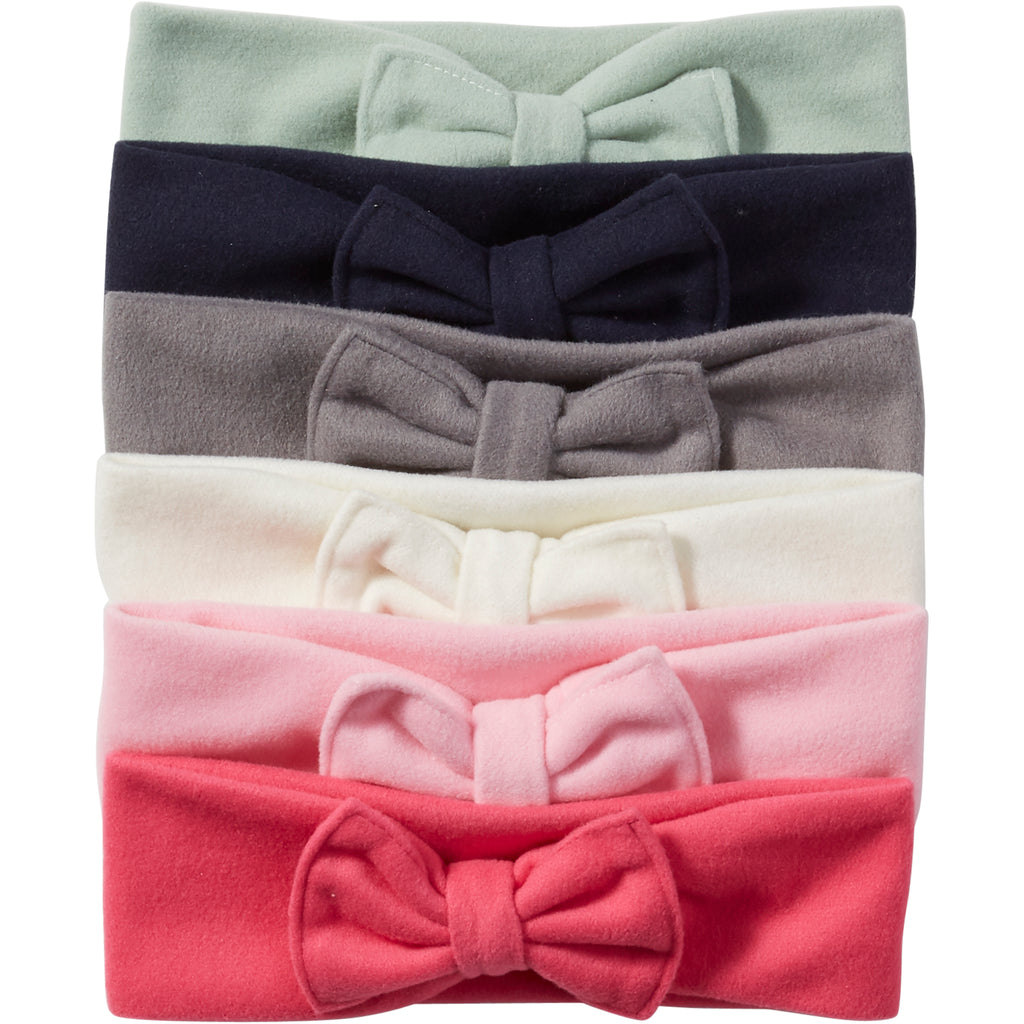 Fleece Headbands Mixed 12 Pack