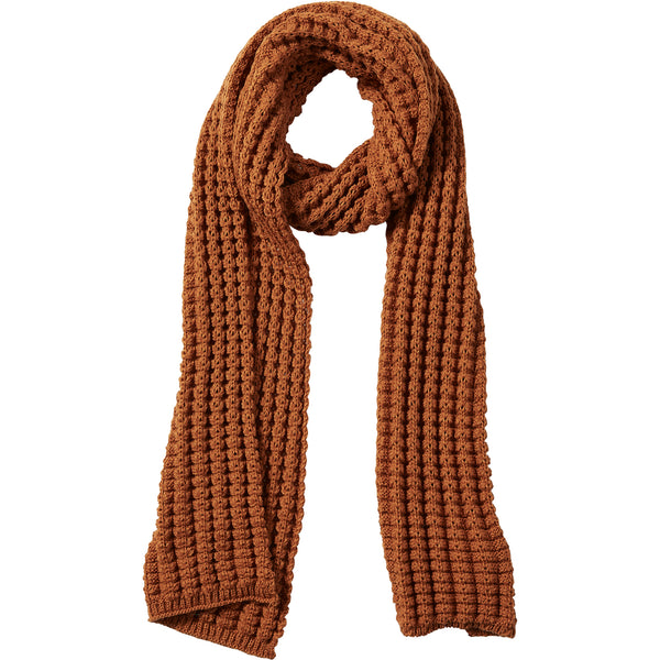 Amanda Chunky Knit Scarf - Spice - Tickled Pink Wholesale