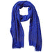 Rebel Studs Scarf - Cobalt - Tickled Pink Wholesale