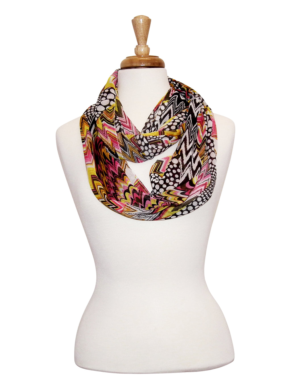 wholesale  Disco Infinity Scarf