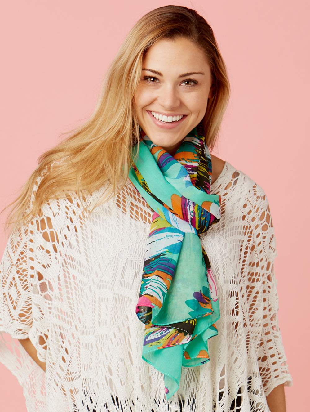 wholesale scarves for gift shops