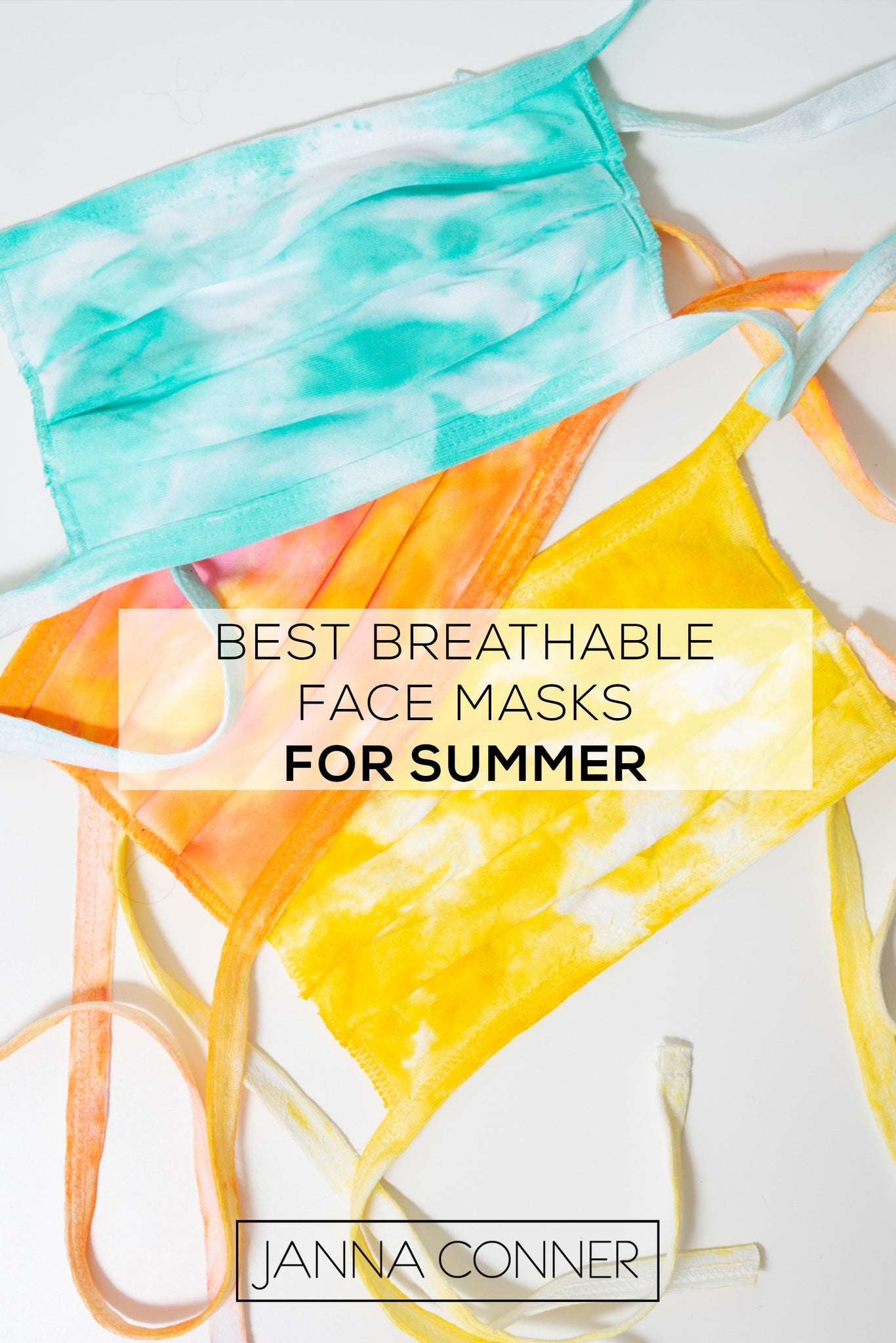 The Best Breathable Face Masks for Summer