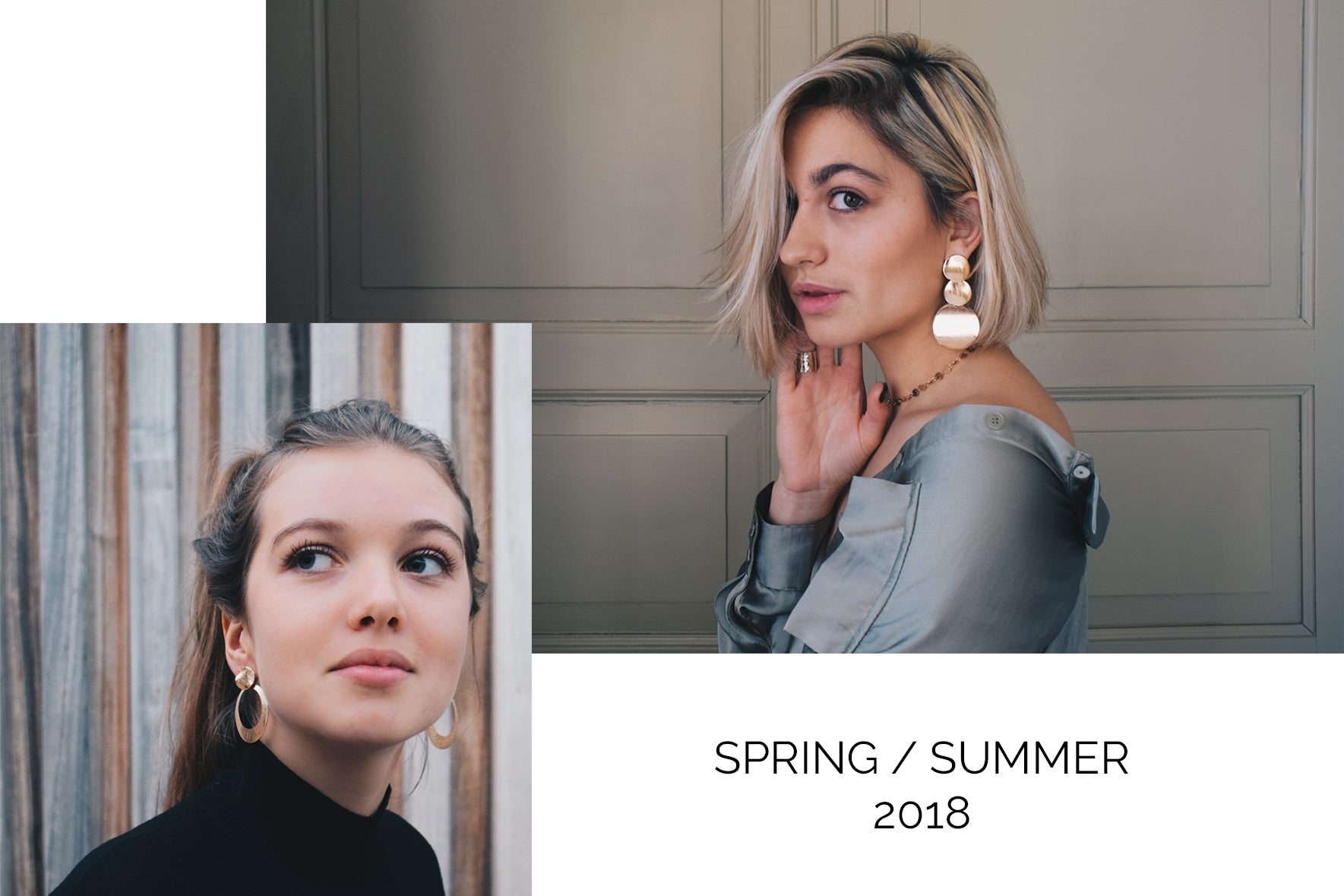 Janna Conner Spring-Summer 2018 Jewelry