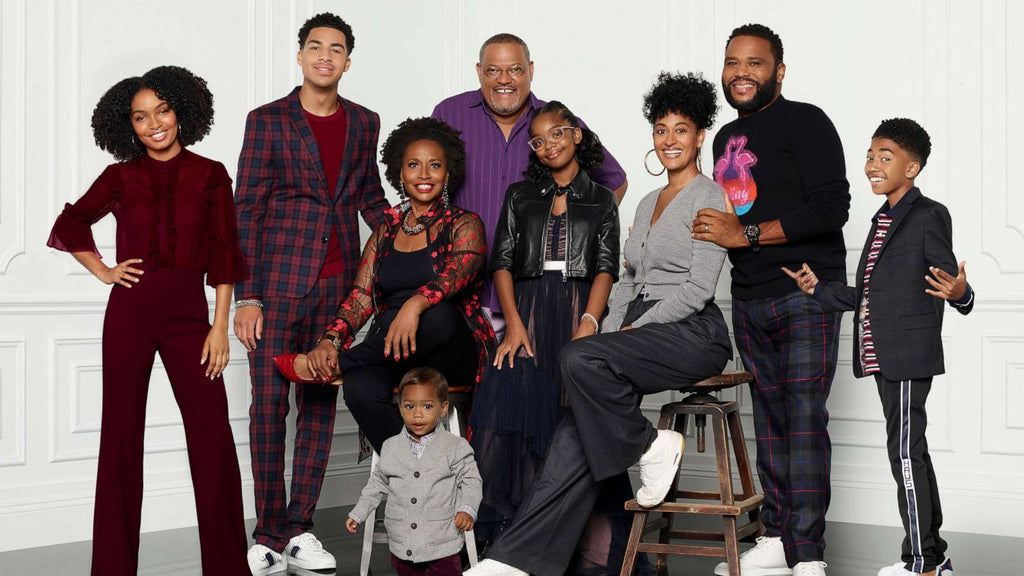 blackish family cast photo