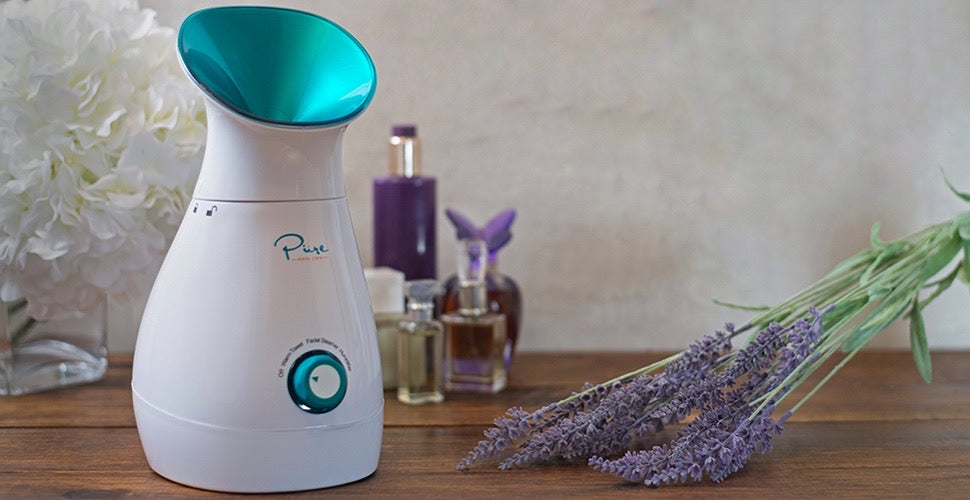 nano steamer face steamer