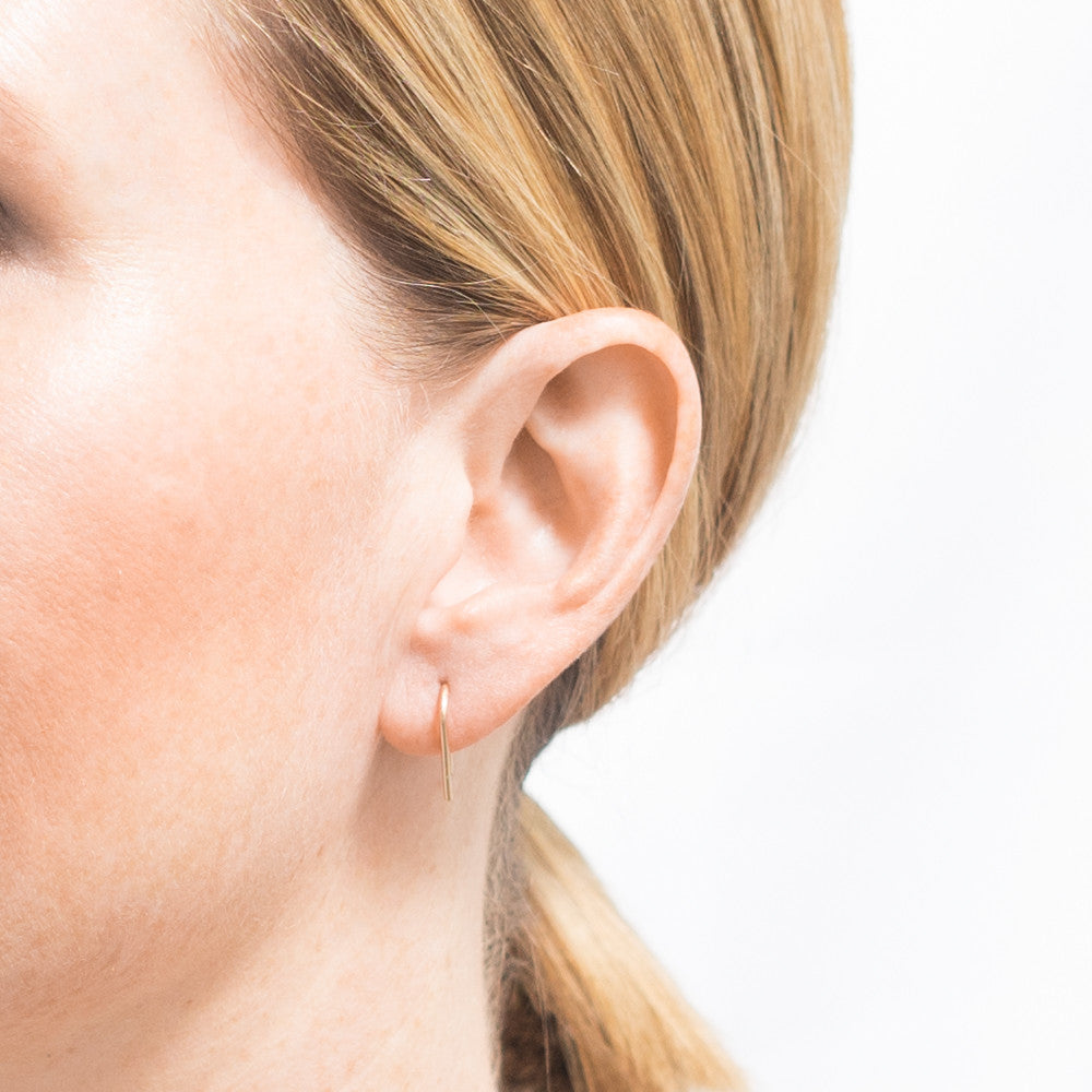 Tani | Ear Threader | Sterling Silver | Janna Conner